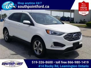 New 2021 Ford Edge SEL for sale in Leamington, ON