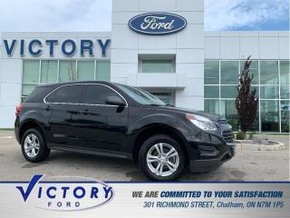 Used 2016 Chevrolet Equinox LS | REVERSE CAM |  DIGITAL SPEEDOMETER | CRUISE C for sale in Chatham, ON