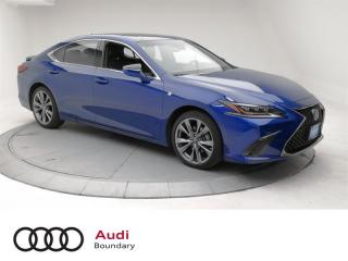 Used 2019 Lexus ES 350 8A for sale in Burnaby, BC
