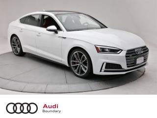 Used 2018 Audi S5 3.0T Technik quattro 8sp Tiptronic for sale in Burnaby, BC