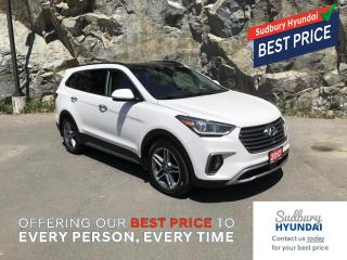 Used 2017 Hyundai Santa Fe XL Ultimate Remote start, snow tires on rims Included! for sale in Sudbury, ON