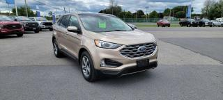 Used 2020 Ford Edge SEL for sale in Ingleside, ON