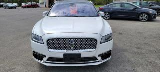 Used 2019 Lincoln Continental Reserve 4dr AWD Sedan for sale in Ingleside, ON