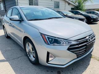 Used 2020 Hyundai Elantra Preferred IVT for sale in Burlington, ON