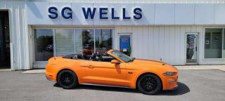 Used 2020 Ford Mustang GT Premium 2dr RWD Convertible for sale in Ingleside, ON