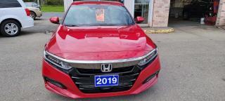 Used 2019 Honda Accord Sedan Sport for sale in Ingleside, ON