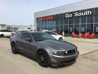 Used 2010 Ford Mustang GT, ROUSH SUPERCHARGED, LEATHER for sale in Edmonton, AB