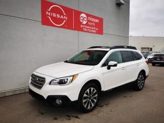 Used 2017 Subaru Outback LIMITED/AWD/SUNROOF/NAVI for sale in Edmonton, AB