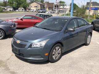 Used 2012 Chevrolet Cruze LS+ w/1SB for sale in Mount Brydges, ON