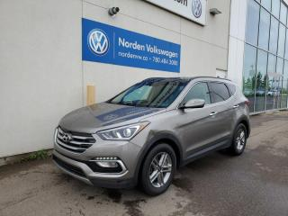 Used 2018 Hyundai Santa Fe Sport LUXURY AWD   2 SETS OF TIRES+RIMS   PANO ROOF   NAVI for sale in Edmonton, AB