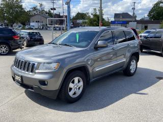 Used 2012 Jeep Grand Cherokee Laredo for sale in Mount Brydges, ON