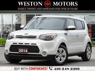Used 2014 Kia Soul BLUETOOTH*TOUCH SCREEN!!* for sale in Toronto, ON