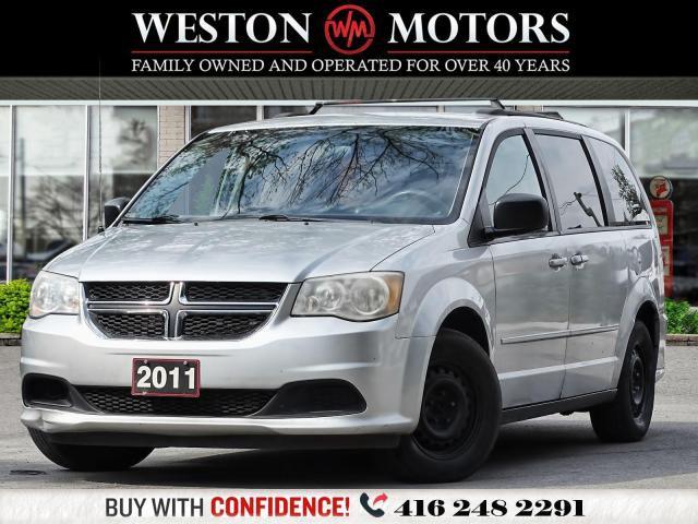 2011 Dodge Grand Caravan SXT*STOW N GO*SOLD AS IS*