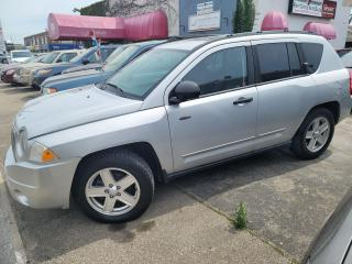 Used 2008 Jeep Compass Sport for sale in Milton, ON