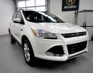 Used 2013 Ford Escape SELNAVI,AWD,NO ACCIDENT,ONE OWNER,ALL SERVICE RECO for sale in North York, ON