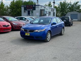Used 2012 Kia Forte EX for sale in Kitchener, ON