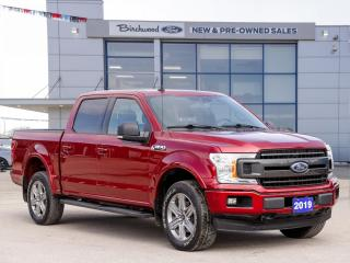 Used 2019 Ford F-150 XLT 302A | SPORT FX4 | ROOF | NAV for sale in Winnipeg, MB