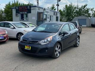Used 2013 Kia Rio SX for sale in Kitchener, ON
