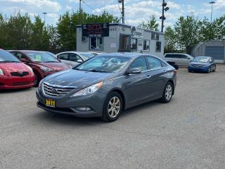 Used 2011 Hyundai Sonata Limited w/Nav for sale in Kitchener, ON