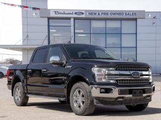 Used 2019 Ford F-150 LARIAT 502A | NAV | BLIS | HTD LEATHER for sale in Winnipeg, MB