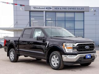 New 2021 Ford F-150 XLT 1.49% APR | TRLR TOW | SYNC 4 | for sale in Winnipeg, MB