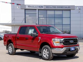New 2021 Ford F-150 XLT 1.49% APR | FX4 | TRLR TOW | SYNC 4 | for sale in Winnipeg, MB