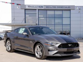 New 2021 Ford Mustang GT 301A   PERFORM PKG   NAV   for sale in Winnipeg, MB