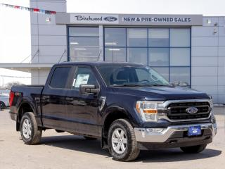 New 2021 Ford F-150 XLT 1.49% APR | ECO | TRLR TOW | for sale in Winnipeg, MB