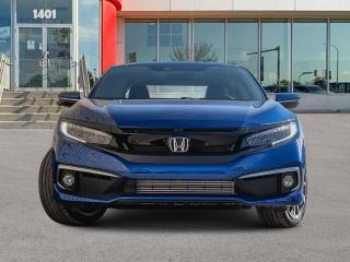 New 2021 Honda Civic Touring for sale in Winnipeg, MB