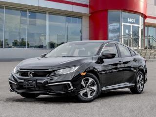 New 2021 Honda Civic LX for sale in Winnipeg, MB