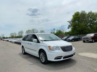 Used 2016 Chrysler Town & Country TOURING for sale in London, ON