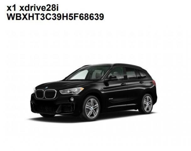 2017 BMW X1 xDrive28i - M-PKG - GPS - Camera - Pano Roof
