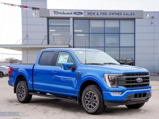 New 2021 Ford F-150 LARIAT 0.99% APR   502A   SPORT   ROOF   for sale in Winnipeg, MB