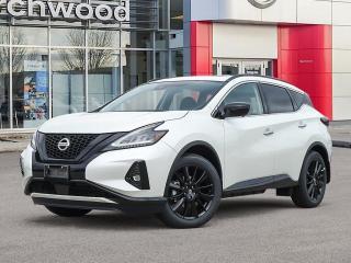 New 2021 Nissan Murano Midnight Edition for sale in Winnipeg, MB