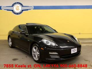 Used 2010 Porsche Panamera 4S AWD, Fully Loaded, Extra Clean for sale in Vaughan, ON