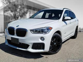 Used 2018 BMW X1 xDrive28i M Sport! 4 New Brakes! 2 New Tires! for sale in Winnipeg, MB
