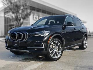 New 2021 BMW X5 xDrive40i PREMIUM ESSENTIAL PACKAGE for sale in Winnipeg, MB