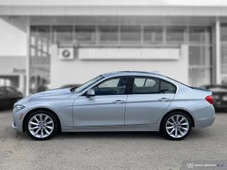 Used 2017 BMW 3 Series 320i xDrive Luxury Line! Essentials! Local! for sale in Winnipeg, MB