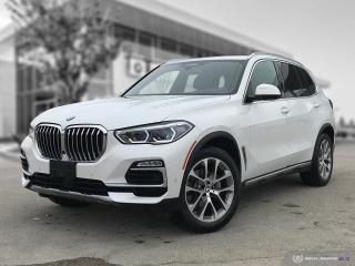 Used 2019 BMW X5 xDrive40i PREMIUM EXCELLENCE! ACCIDENT FREE! HITCH! for sale in Winnipeg, MB