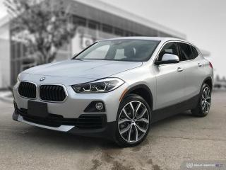 Used 2018 BMW X2 xDrive28i Almost New! HUD! Navigation! Accident Free! for sale in Winnipeg, MB