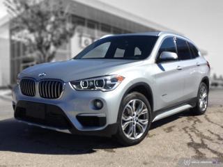Used 2017 BMW X1 xDrive28i Looks Brand New! Premium Essential! for sale in Winnipeg, MB