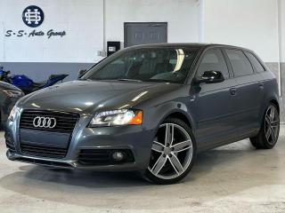 Used 2013 Audi A3 S-LINE PREMIUM|QUATTRO|19 INCH WHEELS|NO ACCIDENT| for sale in Oakville, ON