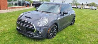 Used 2018 MINI Cooper S Coupe for sale in London, ON