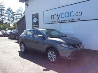 Used 2018 Nissan Qashqai SV SUNROOF, HEATED SEATS, ALLOYS, BACKUP CAM!! for sale in Richmond, ON