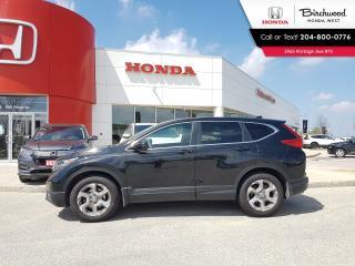 Used 2019 Honda CR-V EX Apple CarPlay - Android Auto - Sunroof for sale in Winnipeg, MB