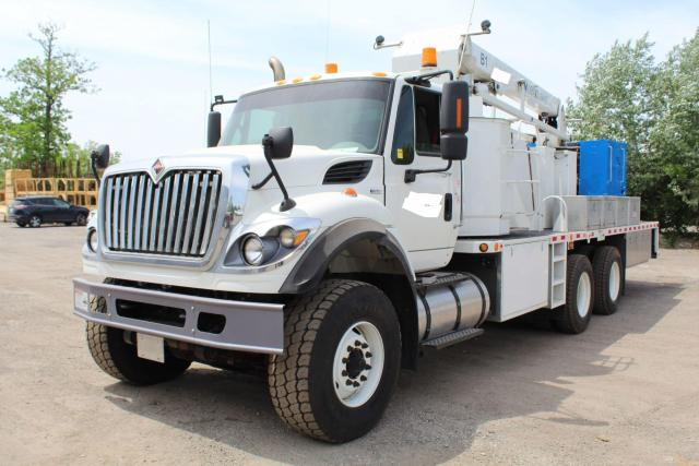 2011 International WorkStar 7600 Aspen A-40 Bridgemaster