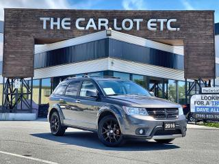 Used 2016 Dodge Journey R/T AWD for sale in Sudbury, ON