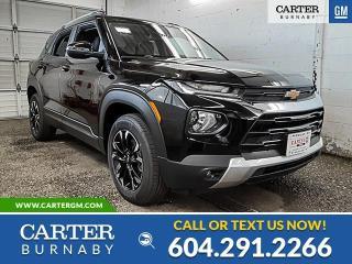 New 2021 Chevrolet TrailBlazer LT for sale in Burnaby, BC