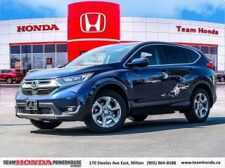 Used 2018 Honda CR-V EX-L for sale in Milton, ON