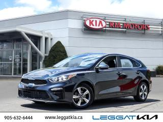 Used 2020 Kia Forte5 EX DEMO / BLIND SPOT/ANDROID AUTO APPLE CAR PLAY/CAMERA/LANE KEEP ASSIST/HEATED SEATS for sale in Burlington, ON